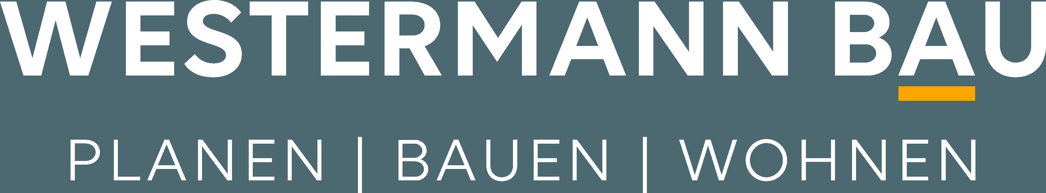 Westermann Bau GmbH - Firmenlogo - weissi