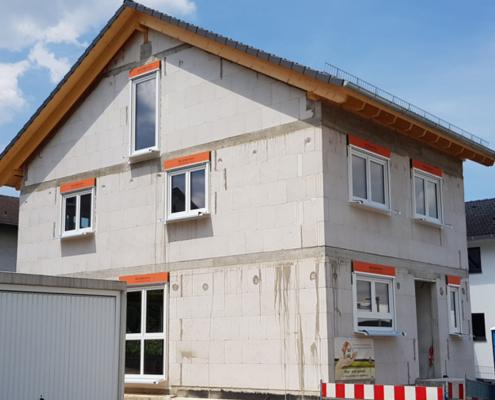 Bauprojekt Kuppenheim / Oberndorf - Westermann Bau GmbH Kuppenheim