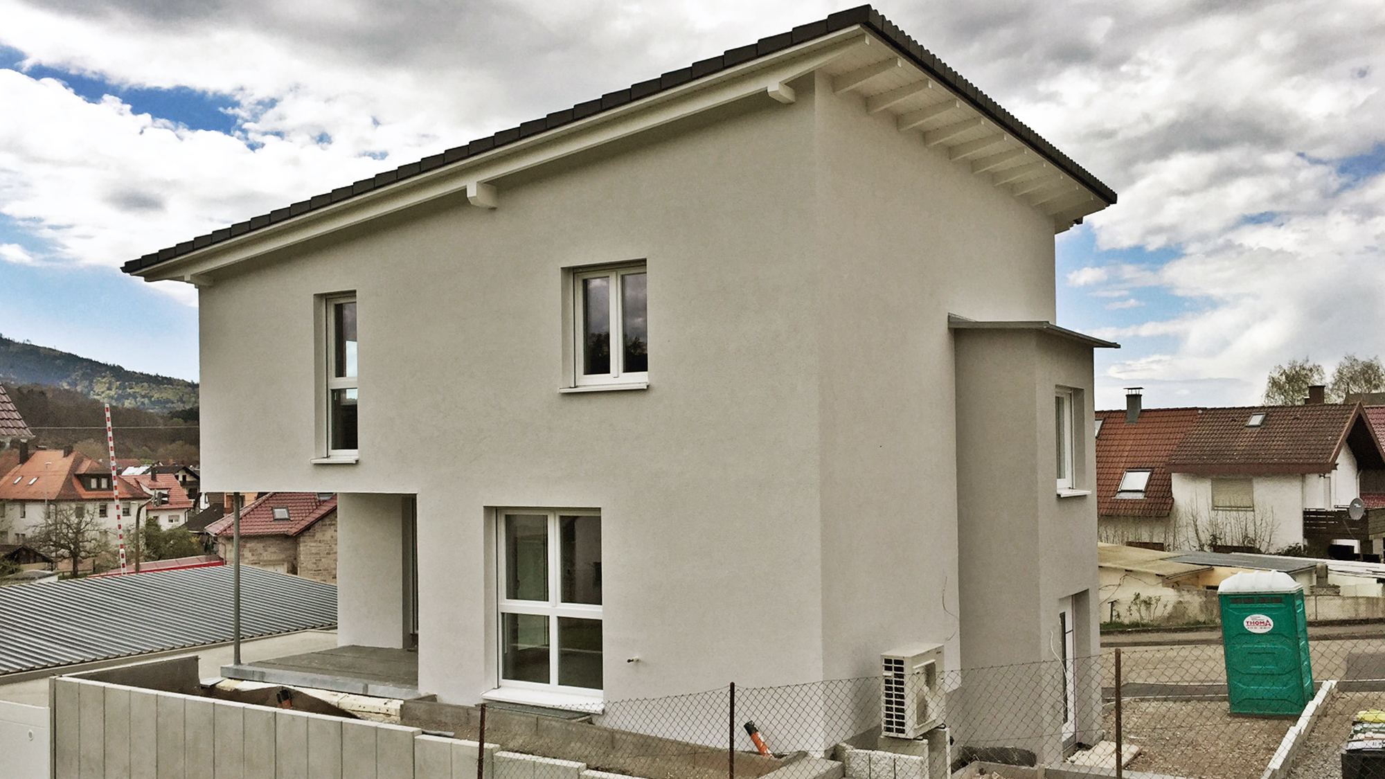 Bauprojekt Gaggenau / Ottenau - Westermann Bau GmbH Kuppenheim