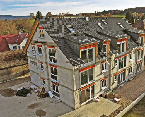 Bauprojekt Gaggenau - Westermann Bau GmbH Kuppenheim